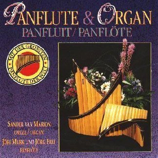 Panflute and Organ